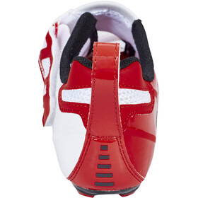 Bontrager Woomera Chaussures de triathlon Homme, white/red